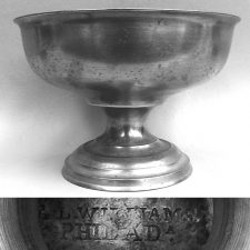 Baptismal Bowl by Lorenzo L. Williams