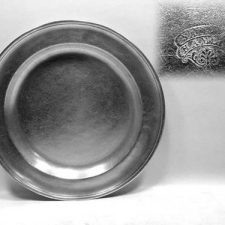 "15"" Deep Dish by Samuel Hamlin"