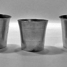 """3"""" American Beakers"""