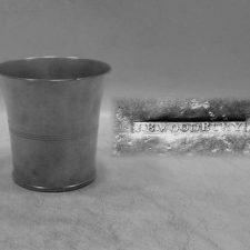 "3"" Beaker by J.W. Woodbury"