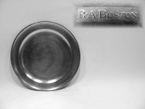 "8½"" Plate by Richard Austin"