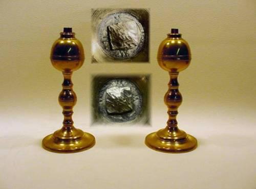"""8½"""" Webb Lamps"""