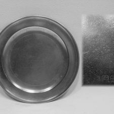 """8"""" Plate by Henry Will"""