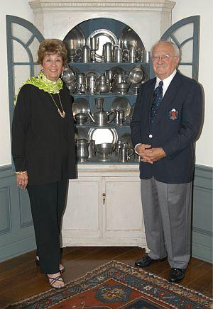 Bette & Melvyn Wolf