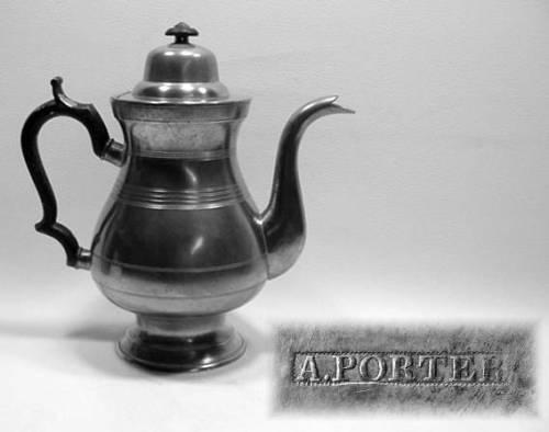 Allen Porter Teapot