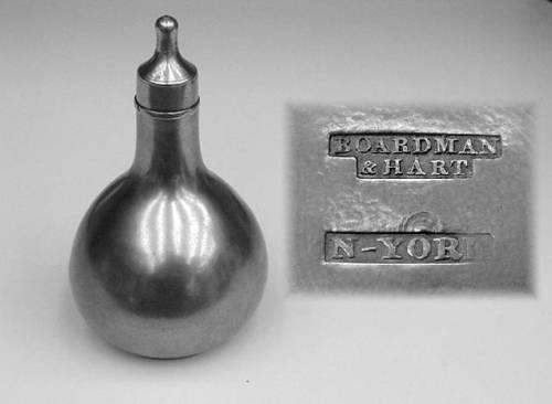 American Nursing Bottle by Thomas Boardman