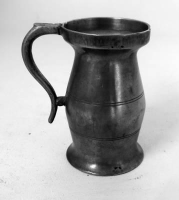 Baluster English Gill 18th Century Measure