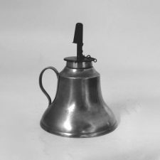 Bell Shaped Fluid Lamp
