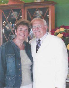Dr. Melvyn & Bette Wolf