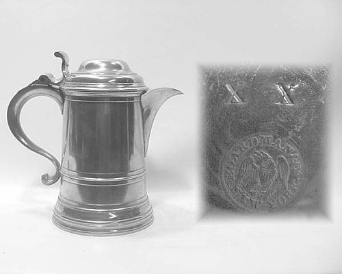 Boardman 1-Quart Flagon