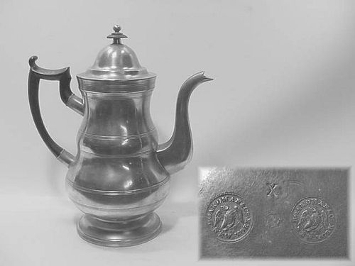 Boardman Coffeepot