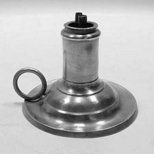 Cylinder Shape Finger Lamp