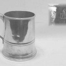 English Pint Mug