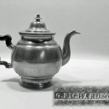 American Teapot by George Richardson