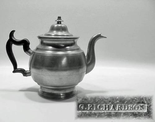 American Teapot by George Richardson