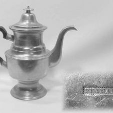 James Putnam Coffeepot