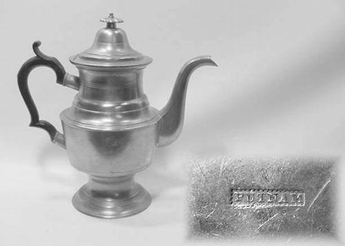 James Putnam Coffeepot