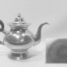 Luther Boardman Teapot