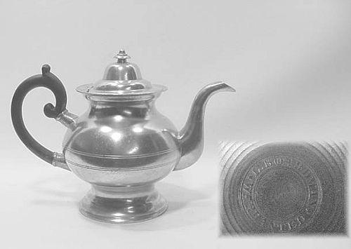 Luther Boardman Teapot