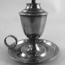 Pewter Lamp