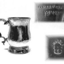Pint Tulip-Shape Mug by James Yates
