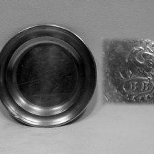 Plate by Blakeslee Barnes