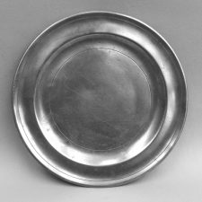 Plate Marked by Henry Will