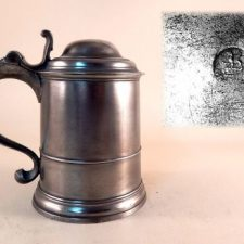 Quart Double Dome Tankard by George Grenfell