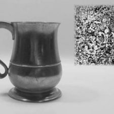 Quart Tulip-Shape Mug by Allen Bright