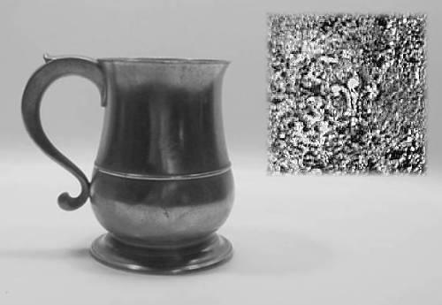 Quart Tulip-Shape Mug by Allen Bright