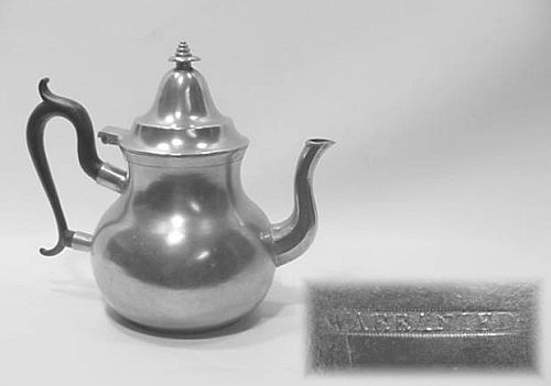 Queen Anne Teapot by George Richardson