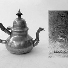 Queen Anne Teapot by John Townsend