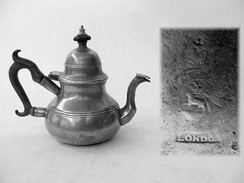 Queen Anne Teapot by John Townsend