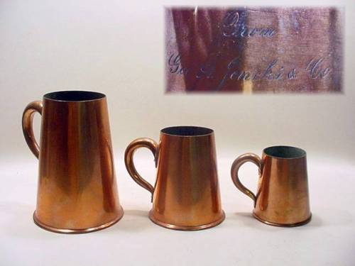 Set of Copper Measures