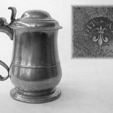 Tankard by Allen Bright