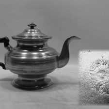 "6½"" Teapot by Ashbill Griswold"