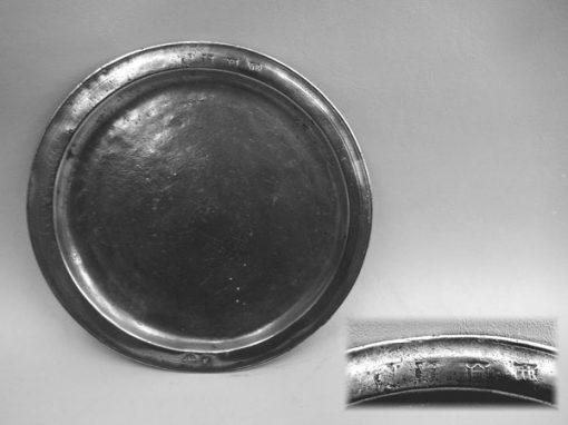 Narrow Rim Plate by Thomas Bailey