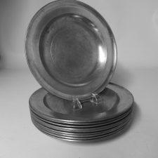 Set of 10 Plates