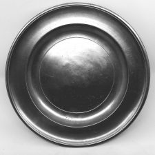 Plate by Jacob Whitmore