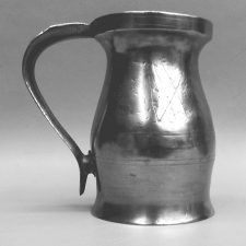 American Pint 18th Century Measure