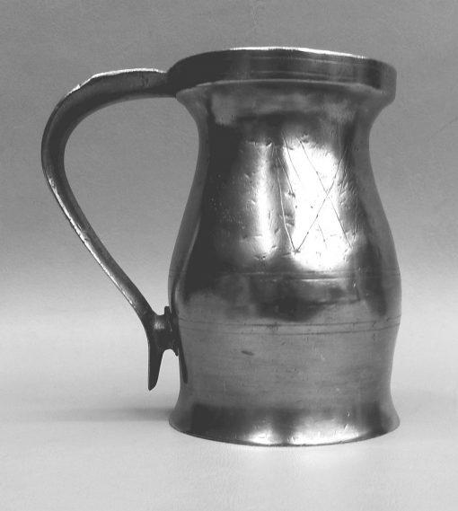 American Pint 18th Century Measure