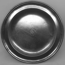 Plate by Townsend & Compton