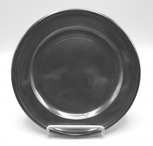 Plate Marked by Joseph Danforth