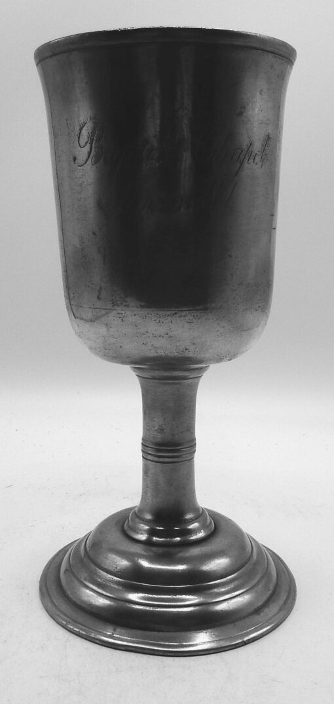 English Chalice 18th Century