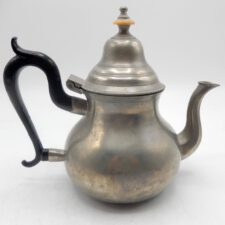 Marked English Queen Anne Teapot