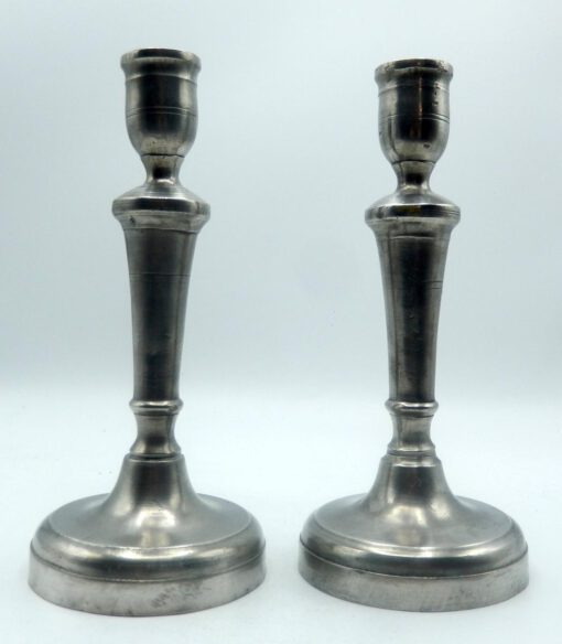 Pair of European Candlesticks