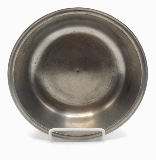 "American 8"" Pewter Basin"