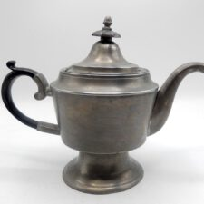 Pewter Teapot by George Richardson