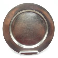 Smooth Rim Plate by Parks Boyd