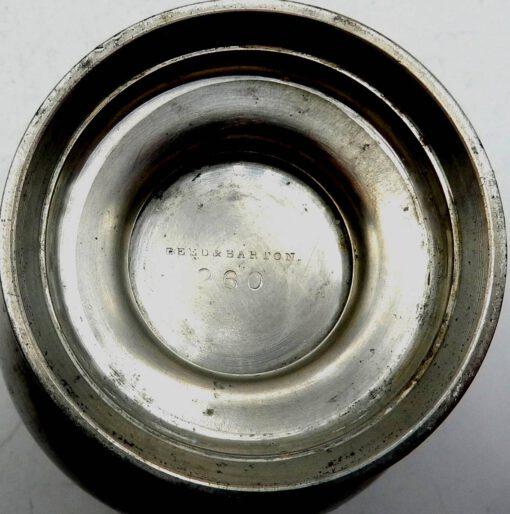 Pewter Sugar Shaker by Reed & Barton